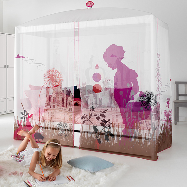 Whimsical Themed Kid's Bed Designs