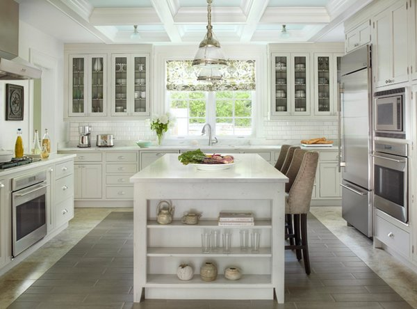 natural light kitchen