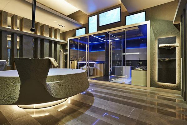 Modern Spa Suite