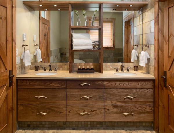 20 interesting western bathroom decors | home design lover