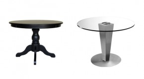20 Designs of 42″ Round Pedestal Tables