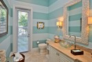20 Beautiful Beach Bathroom Decors