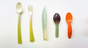 Graft Tableware Resembles Touch and Feel of Real Fruits and Veggies