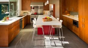 20 Lovely Porcelain Tile Kitchen Floors