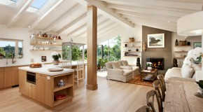 Before and After Photos of the Las Canoas Home Remodel