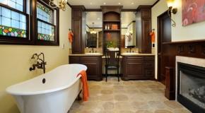 20 Awesome Mediterranean Bathroom Decors