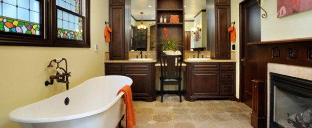 20 Awesome Mediterranean Bathroom Decors