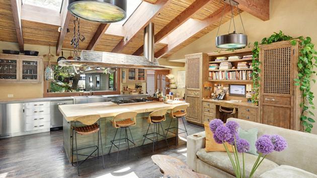 Creamy Kitchen Cabinets : 15 Dainty Cream Kitchen Cabinets