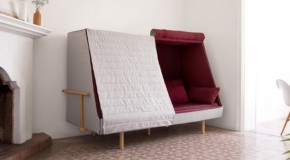 Orwell Furniture: A Bed, Sofa and Cabin in One