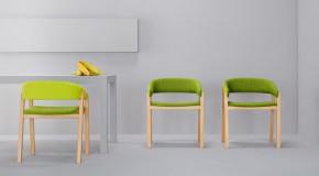 The Novelties Collection of Sleek Minimalist Furniture