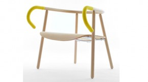 Tour Chair: A Bicycled Inspired Seating from Alves