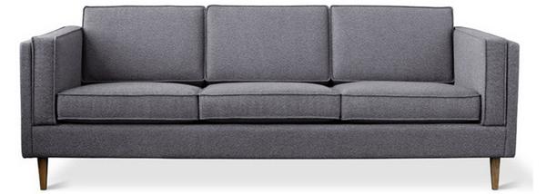 Simple Plain Sofas