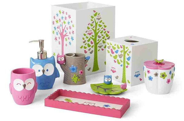 Home Design 20 Kids Bathroom Accessories For Girls
