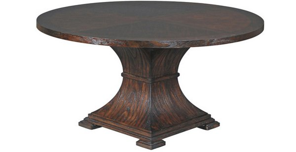 20 Irresistible 72 inch Wooden Round Dining Tables Home  : 12 Manhattan Ambella from homedesignlover.com size 600 x 309 jpeg 16kB