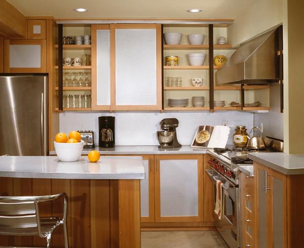 المطابخ و استخدام اماكن التخزين 14-Ski-House