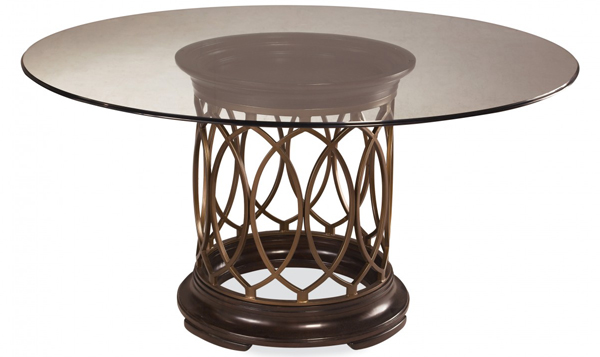 20 glamorous 72 inch glass round dining tables home