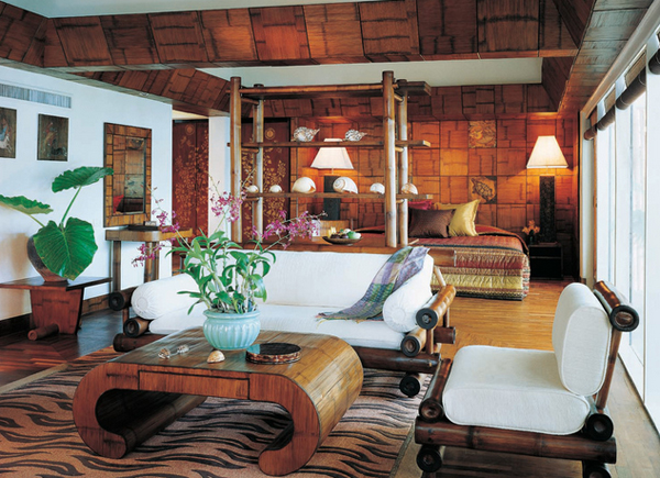 A Touch of Bamboo in 20 Bedrooms