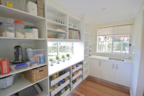 المطابخ و استخدام اماكن التخزين 16-Sydney-Traditional