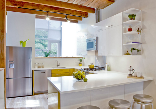 Awesome Kitchens With Exposed Ceilings Home Design Lover