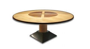 20 Irresistible 72 inch Wooden Round Dining Tables