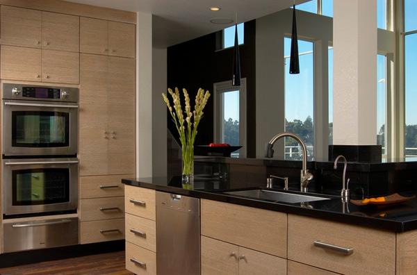 flat-panel cabinet door