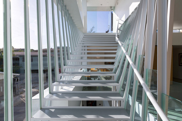 line stairs design