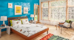 20 Beautiful Bedrooms with Blue and Yellow Accents