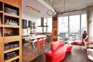 The Fichman Penthouse Shows a Mix of Contemporary and Asian Interior