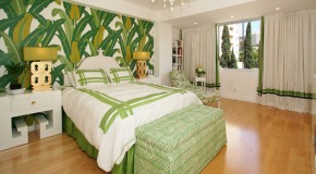 20 Wishfully Beautiful White and Green Bedrooms