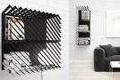 Hash: A Creative Graphic Modular Modern Bookshelf