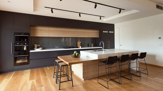 10 design trends to beautify your modern kitchen home for Modern kitchen looks