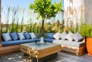 20 Stunning Outdoor Pallet Furniture