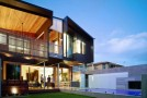 Gorgeous and Costly Themed Employ in the Palissandro House in Brisbane, Australia