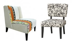 20 Beautiful Printed Furniture Upholstery