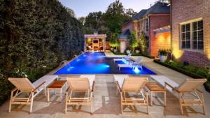 romantic pools