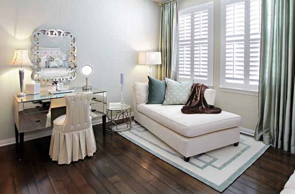 Orange County bedroom