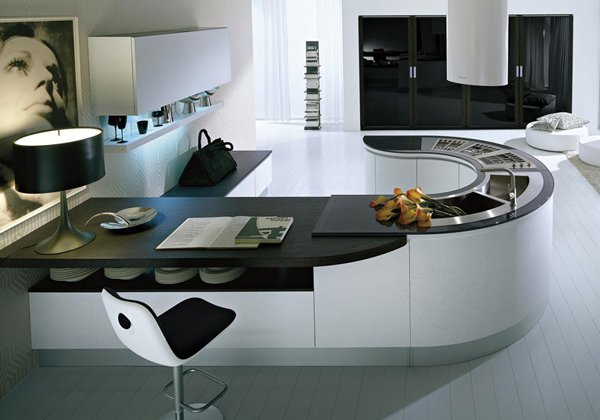 20 Unusual Kitchen Designs to Check Out Home Design Lover