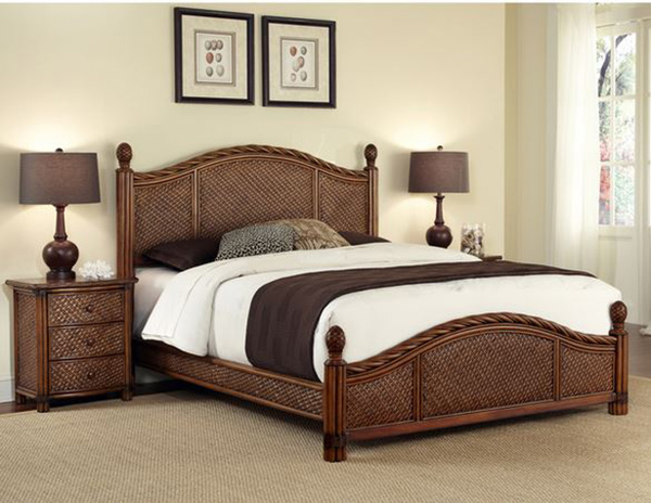 native bed design