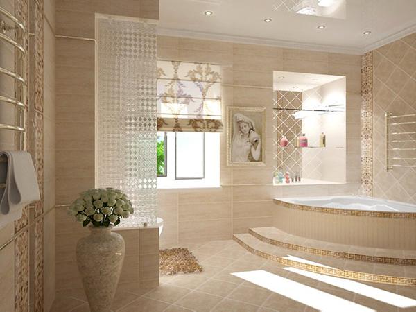 Type 1 bathroom shower tile
