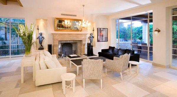 black sofa designs