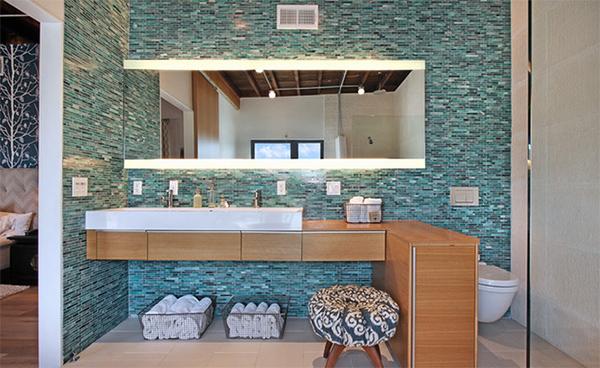 Venice Tiled design Bath