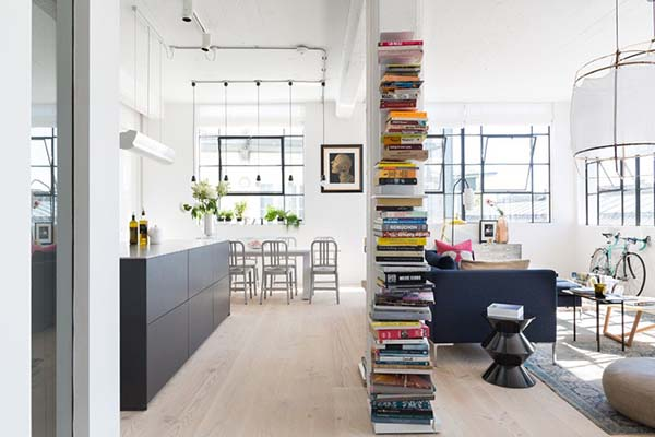 airy industrial london loft apartment in england list deluxe