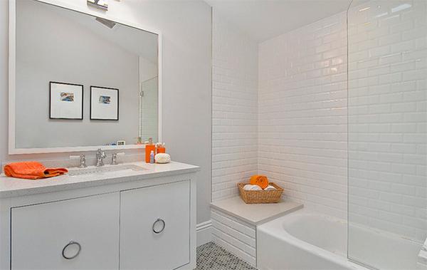 Kids Tiled Idea Bathroom