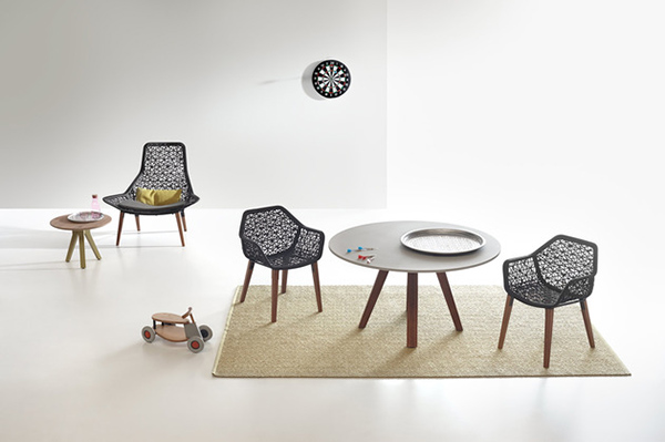 Rope Furniture Collection