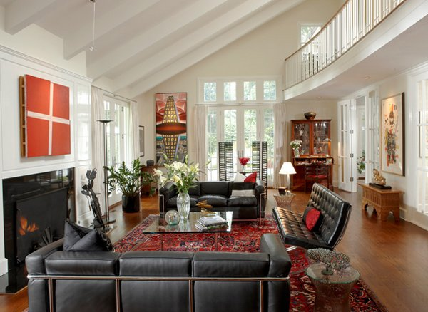 masculine-themed homes