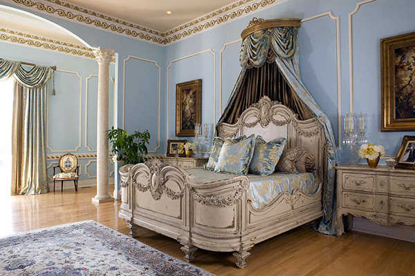 Florentina Bed