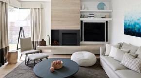 Pretty Contemporary Barwon Heads Beach House in Australia