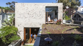 Splendid Sustainable Design of the Courtyard House Residence in Australia