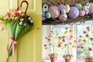 20 Amusing and Delightful DIY Easter Home Decorations to Make