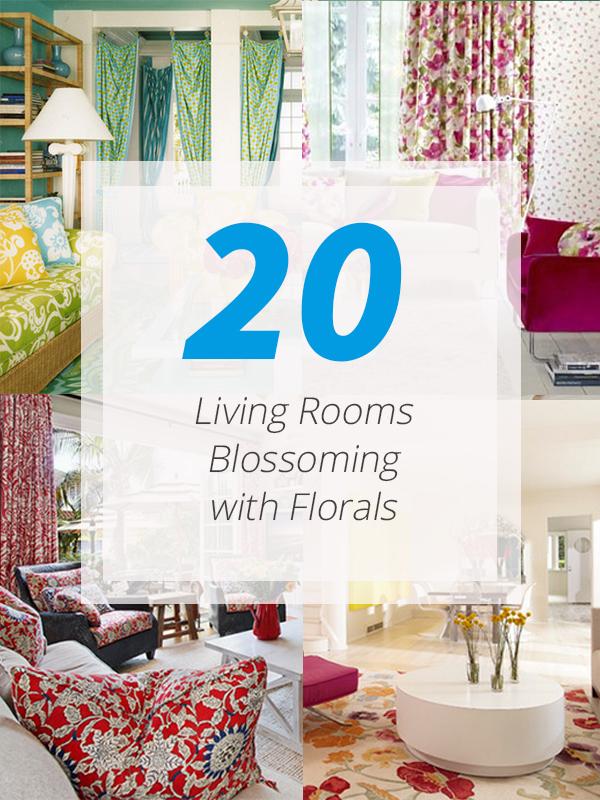 floral livingroom